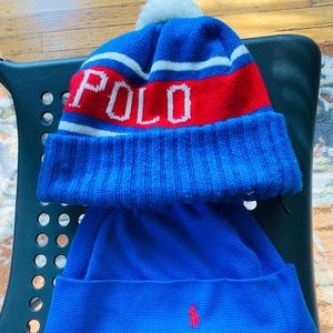 2 Polo Hats for the price of 1!